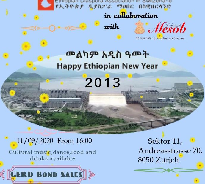 Ethiopian New Year Festival 2020
